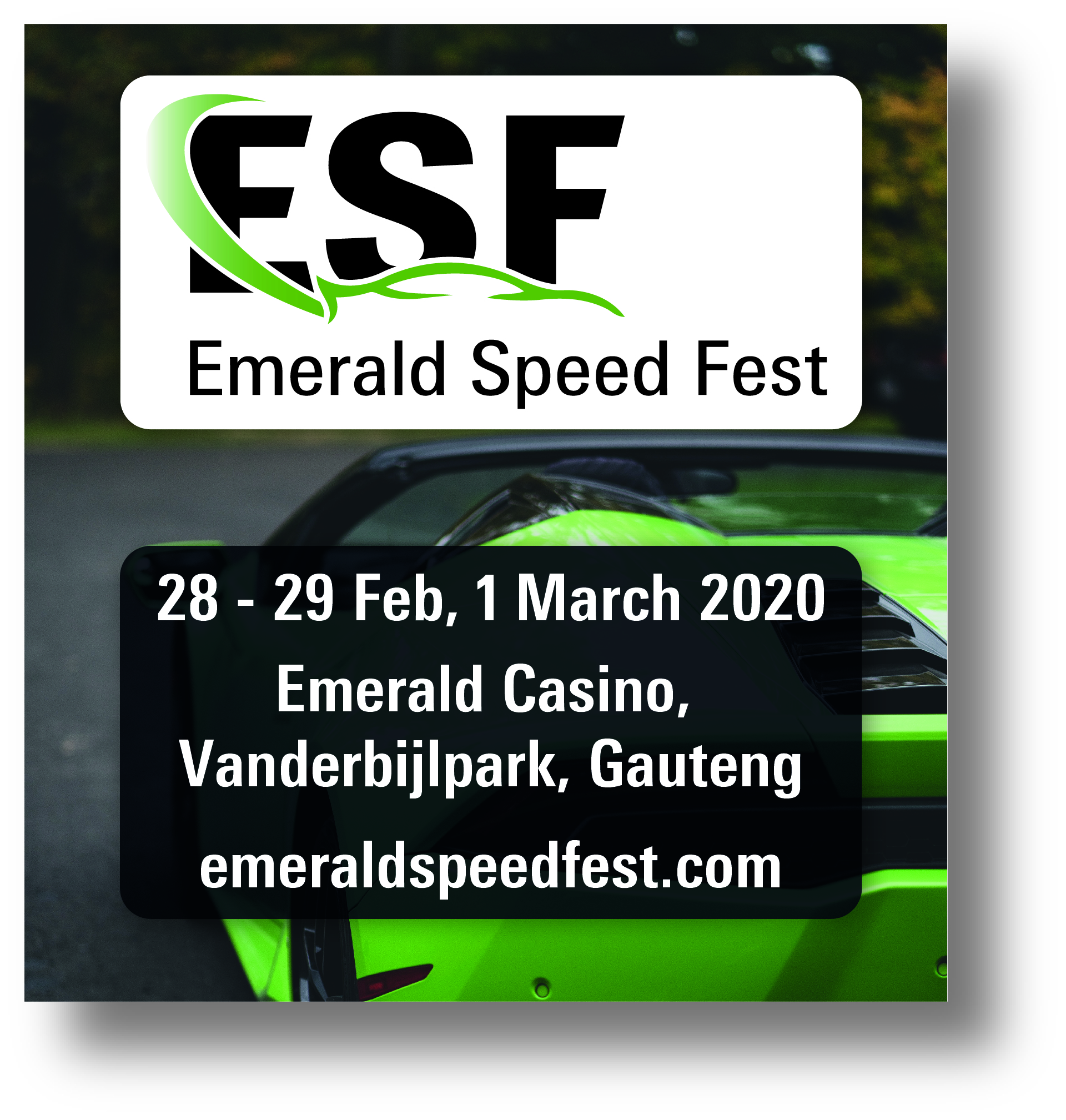 Emerald Speed Fest