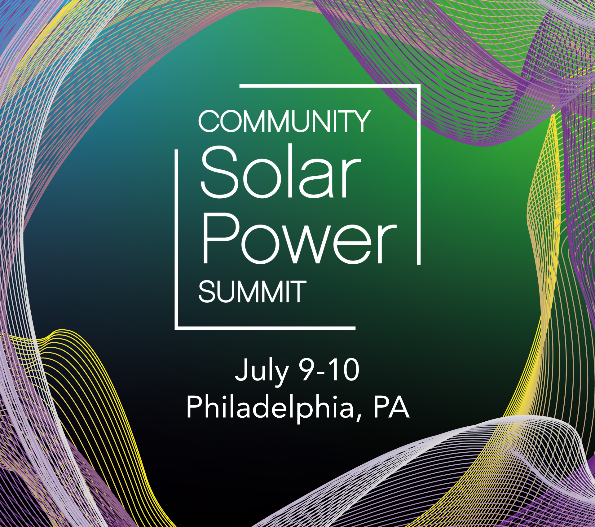 Community Solar Power Summit